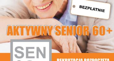 """Bezpłatny program """"Aktywny Senior 60+"""""""